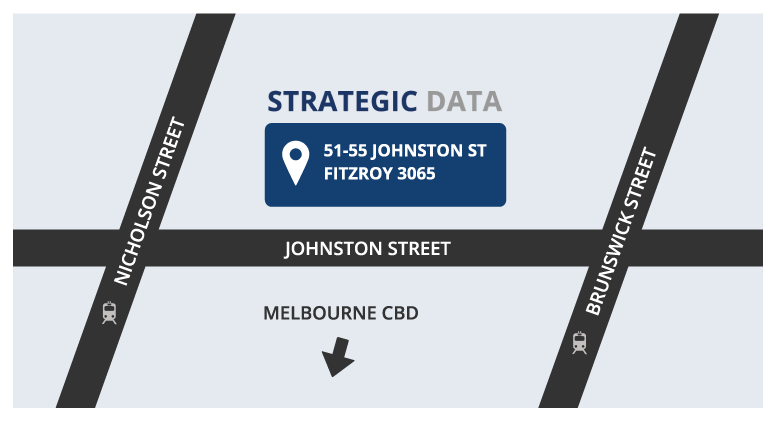 Strategic data location